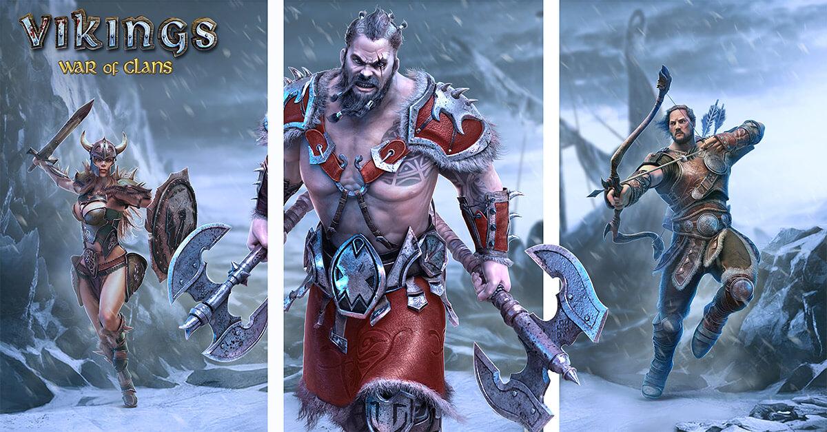 викинг игра