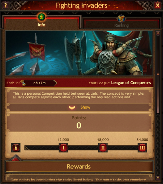 Vikings: War of Clans Events Guide - Fighting