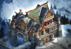 Palace in Vikings: War of Clans