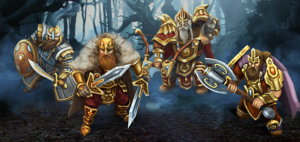 Uber Invaders in Vikings: War of Clans
