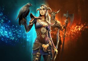 The Hero in Vikings: War of Clans