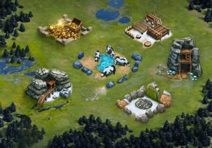 Resource location