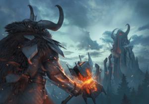 Hellheim and viking