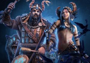 Schamanen in Vikings: War of Clans