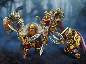 Invasori in Vikings: War of Clans