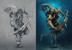 Vikings: War of Clans troops archers