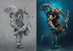 Vikings: War of Clans войска лучников
