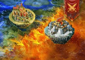 Kingdoms Battle Vikings