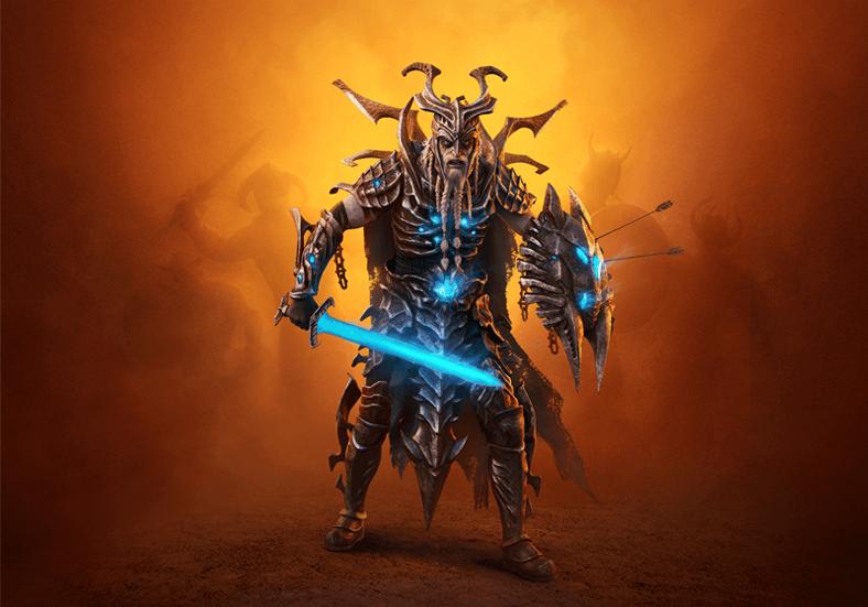 Tier VIII Viking warriors from Helheim